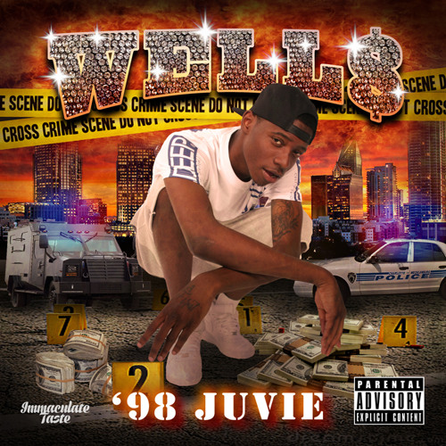 WELL$ - '98 Juvie ( Prod. Sipho The Gift)