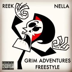 REEK X NELLA - GRIM ADVENTURES FREESTYLE