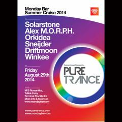 Pure Trance - Monday Bar Cruise 2014 02. Orkidea