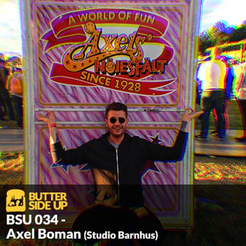 BSU 034 - Axel Boman (Studio Barnhus)