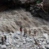 J&K: A bus carrying 50 persons washed away and 20 others killed in floods.