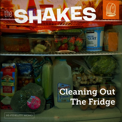 Cleaning Out The Fridge Cover Art