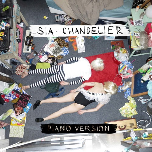 Sia - Chandelier (Piano Version) by SiaMusic | Sia Music | Free ...