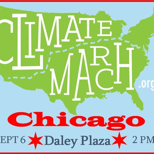 Activists march across the country for climate change action
