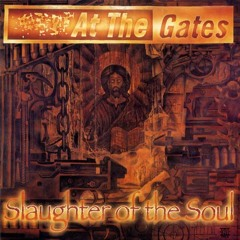 COVER - At The Gates - Slaughter Of The Soul
