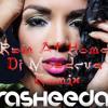 Peach Candy Kandi Girl Rasheeda - Rain At Home (Dj Maadrue remix)