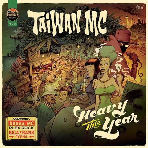 Taiwan Mc - Roll It Up - featuring Plex Rock