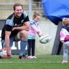 All Blacks number eight Kieran Read a day out from Pumas Test