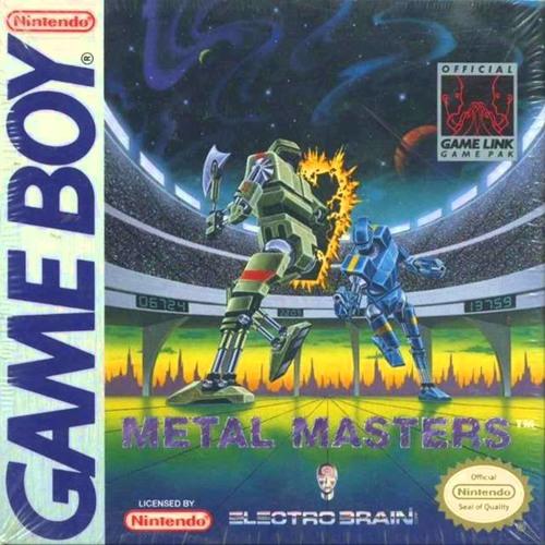 Metal Masters - Metal Beat (Game Boy, 1993)