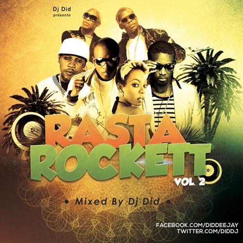 Dj DiD - Rasta Rockett Vol. II (Jamaican Dancehall)(Mix)(September, 2014)