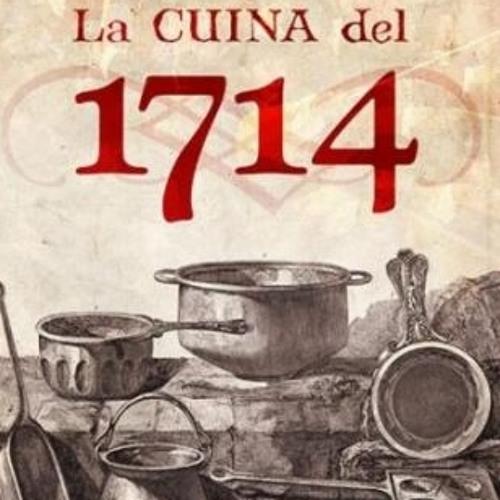 Notícia sobre la publicació del llibre de Jaume Fàbrega: 'La cuina del 1714'