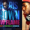 Chris Brown F Usher & Rick Ross - New Flame (JayNoteZ Acapella Cover)