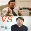 Download Famous Radiohead fans Head To Head - Ricky Gervais vs David Mitchell  #NowPlaying #Radiohead6Music Mp3