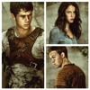 The Maze Runner Interview with Dylan O'Brien, Will Poulter and  Kaya Scodelario