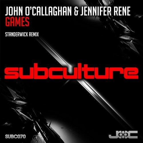Download John O'Callaghan & Jennifer Rene - Games (Standerwick Remix)