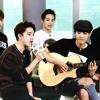 [AUDIO] 140905 Chanyeol & D.O - 'Billionaire' @ 최강천단 (Strongest Group)