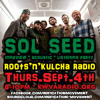Sol Seed Interview and Acoustic Performance ::: September 4th, 2014