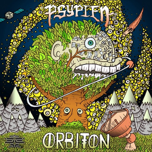 """""""Orbiton"""" EP - Psyde Effect Rec's - OUT NOW on Ektoplazm!"""