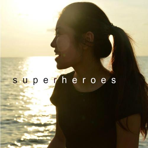 Superheroes-the script (cover)