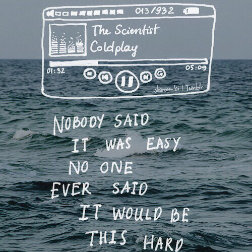 The Scientist ♡ Coldplay (my version)