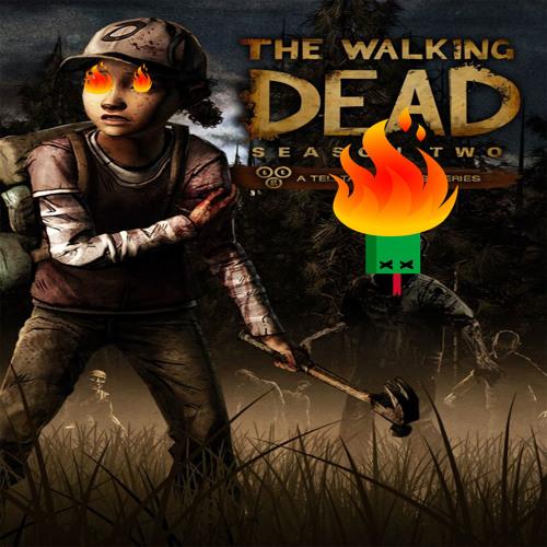 Oly - The Walking Dead S2 حرق