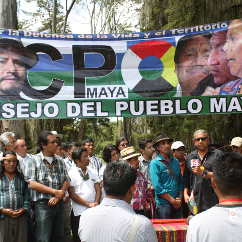 KPFK American Indian Airwaves: Report from Guatemala