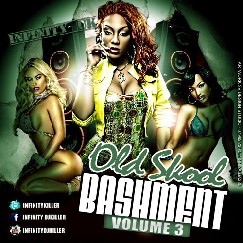 Thumbnail Infinity Uk Old Skool Bashment Vol 3