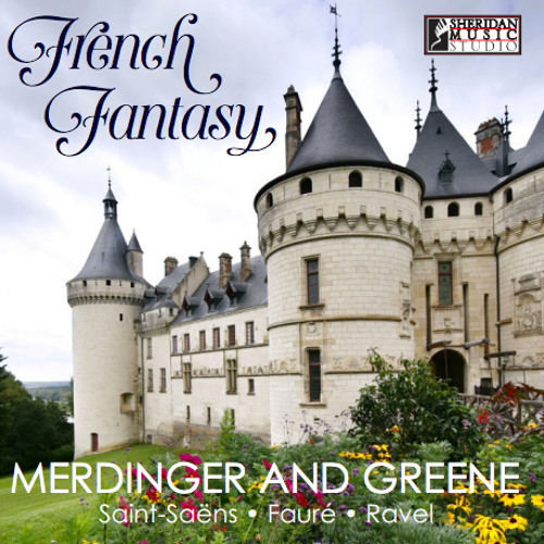 French Fantasy CD- Susan Merdinger and Steven Greene, Duo Pianists