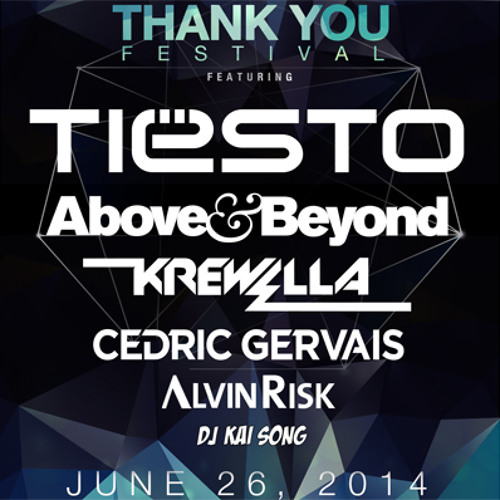 Live at Thank You Festival [06-26-14]