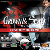 Dj Chemo Grown And Sexy Vol 1 - 24 - Miz MAF - That White