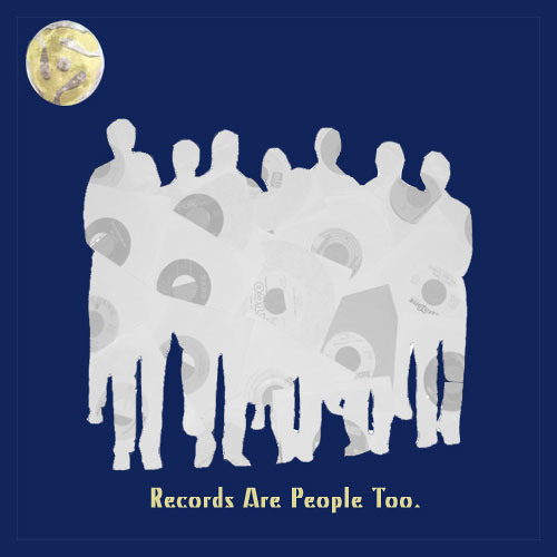 Aaron Anderson - Records are People Too (2006)