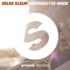 Eelke Kleijn - Mistakes I've Made (Original Mix)