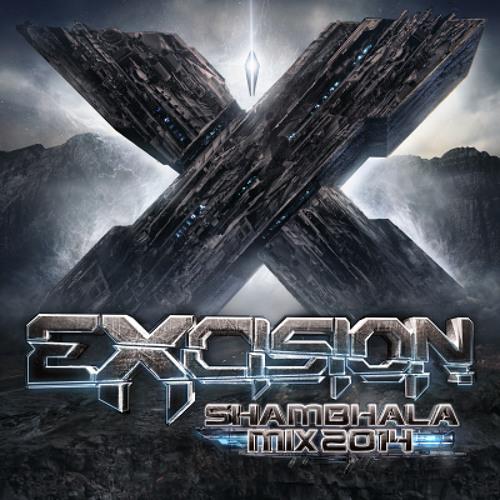 Excision - Shambhala 2014 Mix