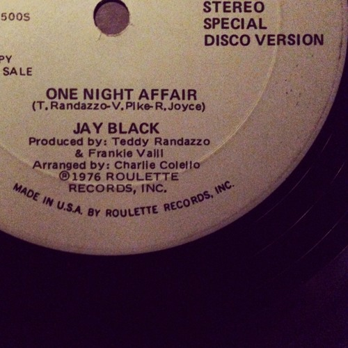 One Night Affair // Love Fever Studio Party