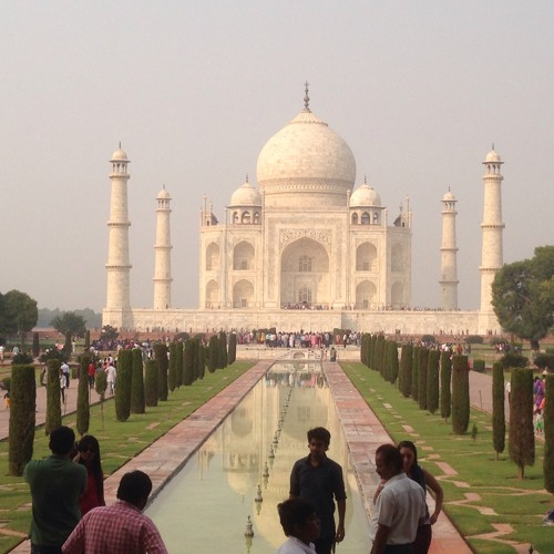 Alvida -- Memory of Taj Mahal