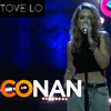 Tove Lo - Habits (Stay High) [Live on Conan 08-19-14]
