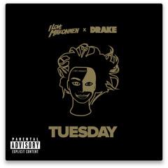 ILOVEMAKONNEN ft. Drake - Club Goin Up (Tuesday) [Prod. By Metro Boomin & Sonny Digital]
