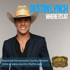 Where It's At - Dustin Lynch