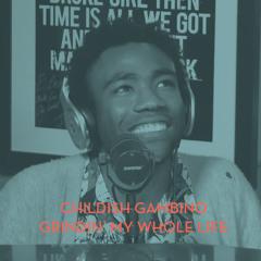 Childish Gambino - Grindin' My Whole Life (Freestyle on Hot 97 with Paul Rosenberg)