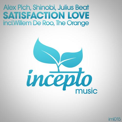 Alex Pich, Julius Beat, Shinobi - Satisfaction Love (Willem de Roo Remix) [TATW427]