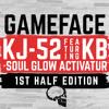 [Rapzilla.com Premiere] KJ-52 - Gameface ft. KB & Soul Glo Activatur [1st Half Edition]