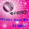 70's,80's NON-STOP Discotheque Mix