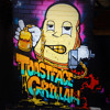 toastface grillah mix (ode to grilled cheese)