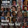 Interview with BBC World Service - World Have Your Say