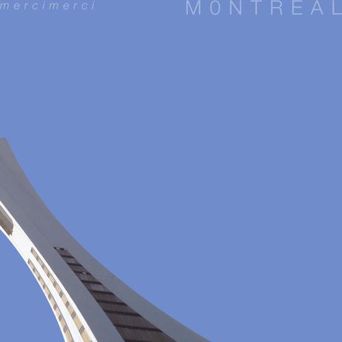 merci merci - M0NTREAL EP [ISLA002]