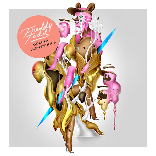 FREDDY TODD   GOLDEN TREMENDOUS   LOWTEMP MUSIC   OUT NOW