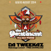 Da Tweekaz @ The Qontinent - 2014 (FREE DOWNLOAD)