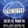 Faniac - Brainburst Promomix 26 - 01 - 2013