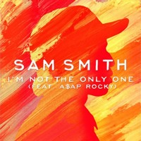 Sam Smith I'm Not The Only One (Remix Ft. A$AP Rocky) Artwork