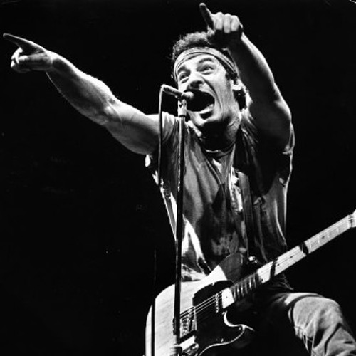 Bruce Springsteen tracks karaoke thunder Road acoustic Piano